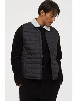 Padded Lightweight Gilet by H&M