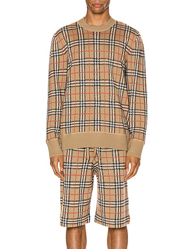 Knit Crew by Burberry
