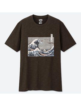 Men Edo Ukiyo E Ut Graphic T Shirt (20) by Uniqlo