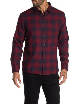 Eyes On You Plaid Flannel Shirt by 7 Diamonds