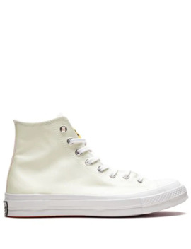 X Chinatown Market Chuck 70 Hi Uv Sneakers by Converse