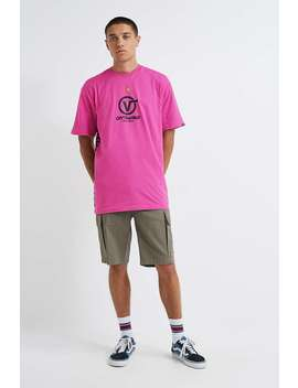 Vans Distort Rosebud T Shirt by Vans