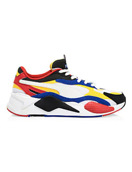 Rs X³ Puzzle Sneakers by Puma