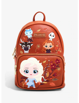 Our Universe Disney Frozen 2 Chibi Mini Backpack   Box Lunch Exclusive by Box Lunch