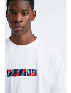 Parlez Wright T Shirt by Parlez