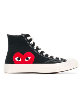 Play Converse Chuck Taylor Sneakers by Comme Des GarÇons Play
