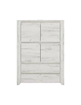 Marcel 4 Door 2 Drawer Sideboard by Hazelwood Home