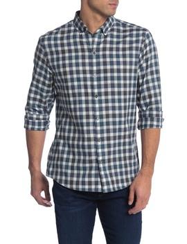 Buffa Regular Fit Plaid Flannel Sport Shirt by Zachary Prell