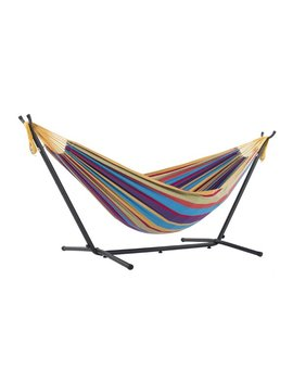 Dorinda Double Classic Hammock With Stand by Allmodern