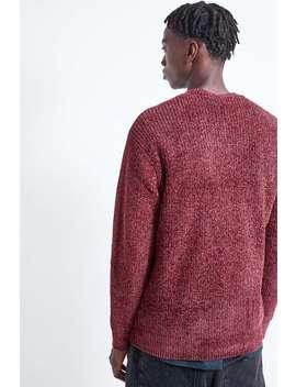 Urban Outfitters– Pullover Aus Chenillegarn Mit Rundhalsausschnitt by Urban Outfitters Shoppen