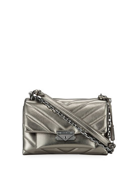 Cece Quilted Small Shoulder Bag by Michael Michael Kors
