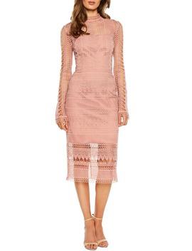 Mariana Lace Dress by Bardot