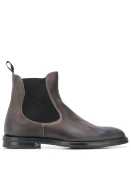Hunter Ankle Boots by Scarosso