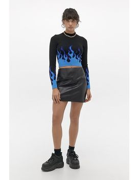 Uo Flame Jumper by Urban Outfitters