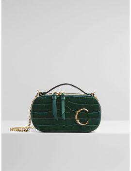 Chloé C Mini Vanity Bag by Chloe