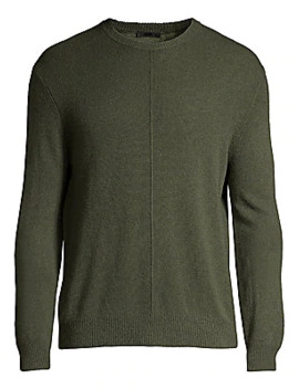 Cashmere Crewneck Sweater by Atm Anthony Thomas Melillo