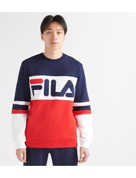 Fila Reddie Long Sleeve Sweatshirt by Fila