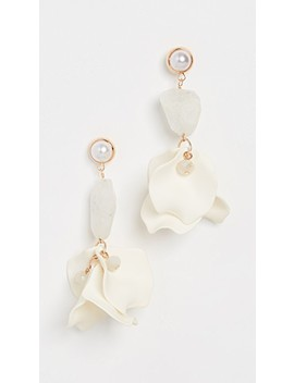 Orchid Earrings by Shashi