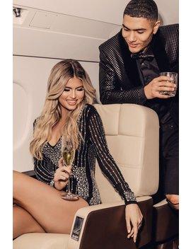 The Glamorous Life Maxi Dress   Black by Fashion Nova