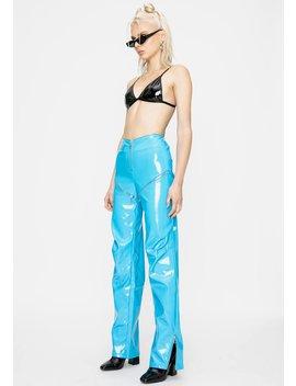 Blue Isla Pants by I Am Gia