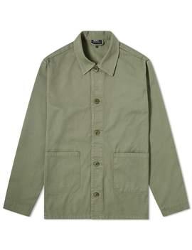 A.P.C. Kerlouan Work Jacket by A.P.C.