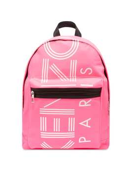 Kenzo Paris Logo Backpack by Kenzo