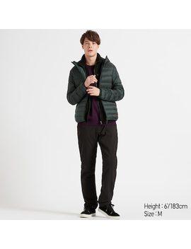 Men Windproof Extra Warm Fleece Lined Trousers (3) by Uniqlo