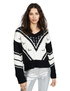 Helena Sweater by Line &Amp; Dot