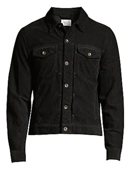 Definitive Cropped Denim Jacket by Rag & Bone