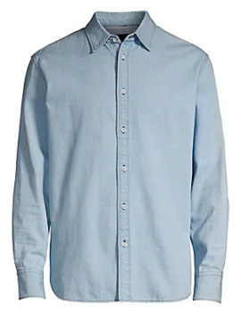 Denim Button Down Shirt by Rag & Bone