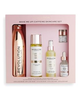 Revolution Skincare Wake Me Up Caffeine Collection by Revolution