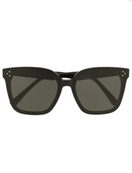 Her 01 Square Frame Sunglasses by Gentle Monster