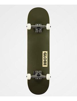 """Globe Goodstock 8.25"""" Skateboard Complete by Globe"""