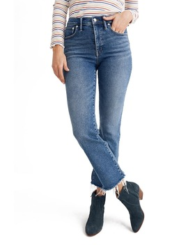 Cali High Waist Demi Boot Jeans by Madewell