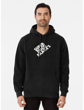 Super Disco Brakes Pullover Hoodie by Sonic Contours