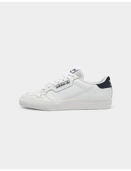 Adidas Continental Vulc White/Navy by Adidas