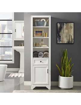 Tyler Vintage White Storage Cabinet by Kirkland's