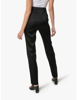 Slim Fit Tailored Trousers by We11done