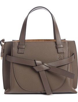Mini Gate Leather Tote by Loewe