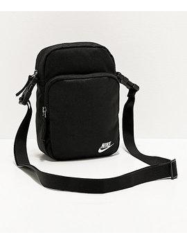Nike Heritage 2.0 Black Shoulder Bag by Nike Sb