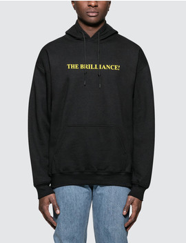 Long Logo Hoodie by The Brilliance