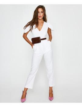 Lw Spezia Jumpsuit White by Au