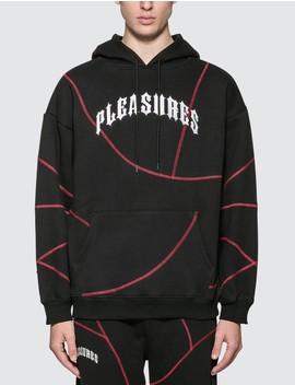 Destroyer Contrast Stitch Hoodie by Adidas Originals
