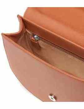 Vos Leather Shoulder Bag by Cult Gaia