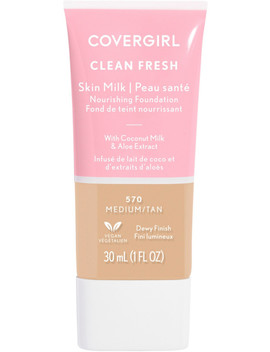 Clean Fresh Skin Milk Foundation by Cover Girl