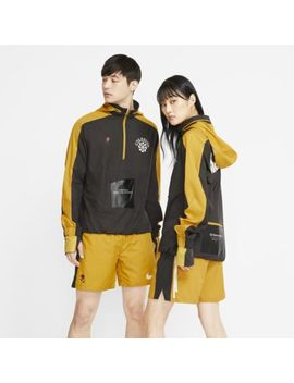 Nike X Gyakusou 1/2 Zip Hooded Jacket. Nike Gb by Nike
