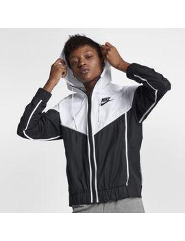 Nike Sportswear Windrunner Women's Woven Windbreaker. Nike Gb by Nike
