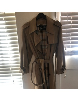 Beautiful Camel Trench Coat by Downpour