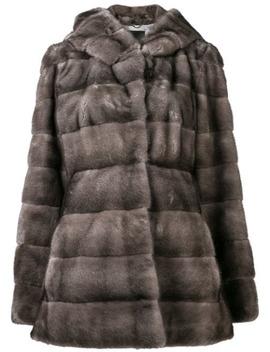 Valencia Hooded Coat by Liska