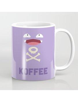 Koffee Coffee Mug by Society6